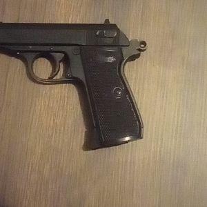 PELETE GUN